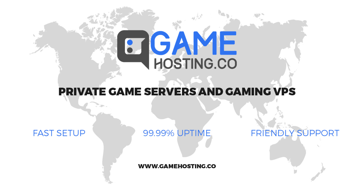 Support - GameHosting co