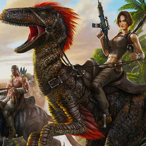 ARK : Survival Evolved | GameHosting.co