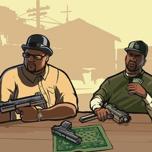 San Andreas Multiplayer | GameHosting.co